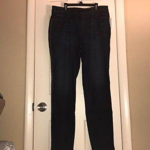 Style & Co Dark blue skinny jeans